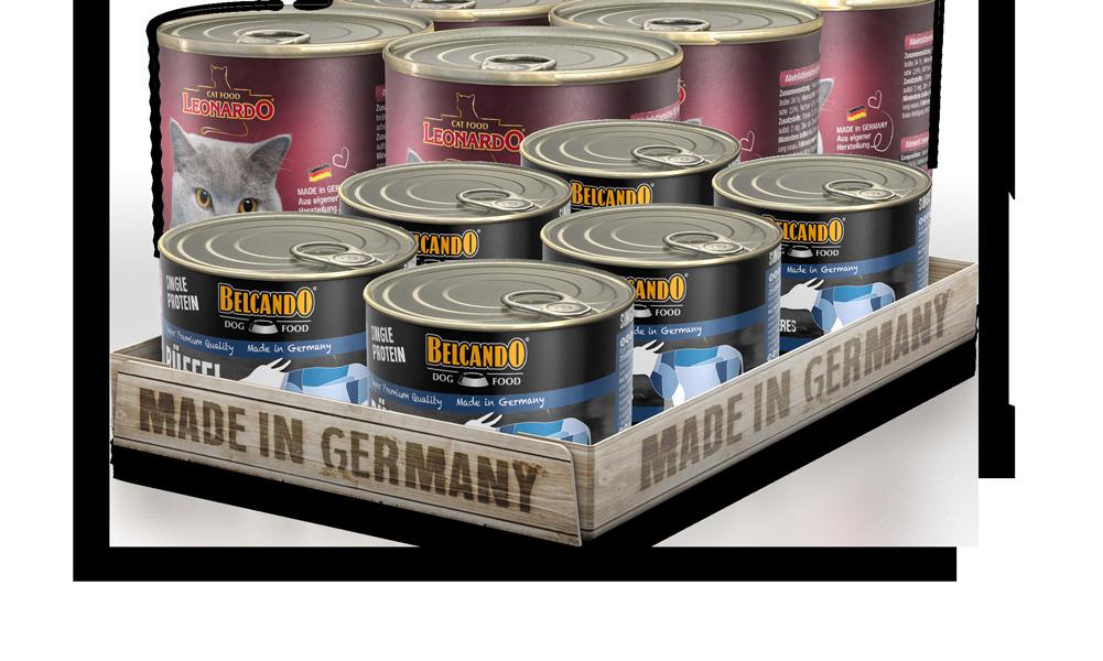 BELCANDO® Single Protein Büffel (6 x 200g)