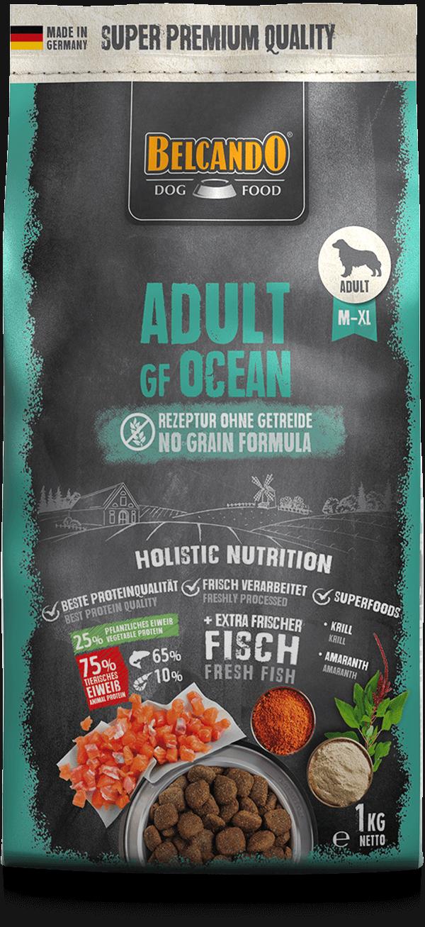 Belcando-Adult-GF-Ocean-1kg-front