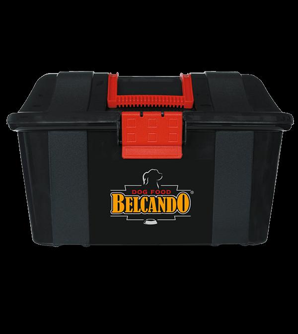 Belcando-DogBox-schwarz